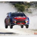 WRC 2008, Rally de Turquía. Loeb termina líder en una etapa marcada por las tácticas de Ford