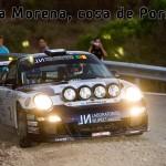 27 Rallye Sierra Morena, cosa de Porsches
