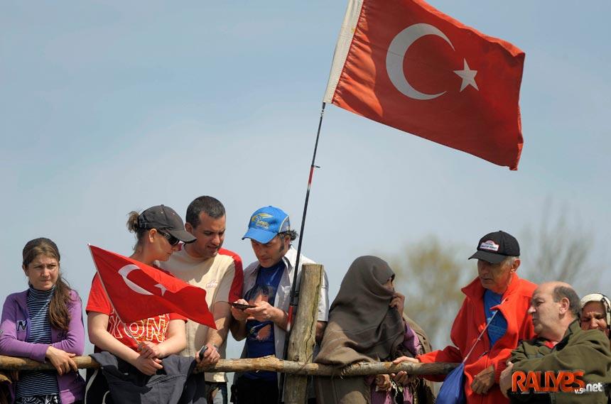 El Rallye de Turquía calienta motores