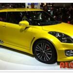 Suzuki presenta el nuevo Swift Sport