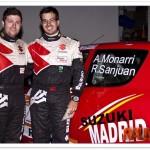 Alberto Monarri continúa su participación en la Copa Suzuki Swift