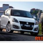 Suzuki presenta el nuevo Swift Sport en Frankfurt