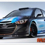 Gilles Panizzi es el piloto de pruebas del Hyundai i20 WRC