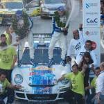 El 51 Rallye Rías Baixas abandona la ciudad de Vigo