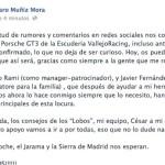 Alvaro Muñiz confirma que correrá en Madrid con el Porsche de Vallejo