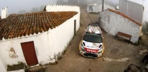 Khalid Al Qassimi, Rallye de Portugal 2014