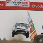 El Rallye de Portugal, ¿más cerca de Galicia?