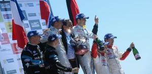 Sebastien Ogier, ganador del Rallye de Portugal 2014