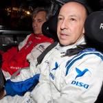 Entrevista a Didier Auriol en el rally Islas Canarias