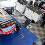 Hyundai prepara la evolución de motor del i20 WRC