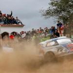 Ogier ganador del rally de Portugal. Sordo fuera de carrera antes de empezar la última etapa
