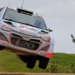 Primera etapa rally de Portugal 2014. Sordo, primeros scratch de la temporada.