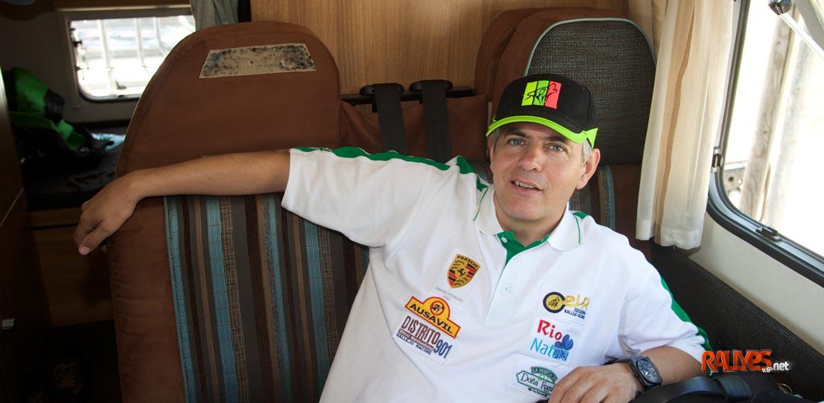 El libro de Sergio Vallejo, «la FIA está muy equivocada» y «los Legend están petados»