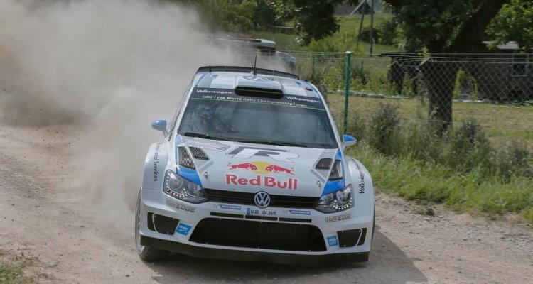 Rallye de Polonia 2014, Sebastien Ogier