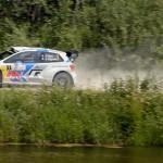 Ogier, muy cerca del triunfo en el Rallye de Polonia
