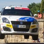 Copa Suzuki Swift, victoria de Adrián Díaz en el 47 Rallye de Ourense