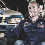 PeterHansel se une al proyecto de Peugeot en el Dakar