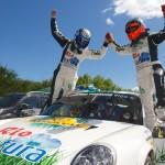 73 equipos para empezar el periplo gallego del Nacional de Rallyes