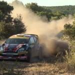 Video, shakedown del Rally de Cerdeña 2014