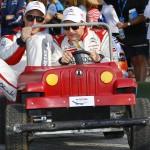 Meeke y Ostberg se juegan su futuro en los próximos tres rallyes