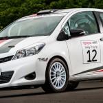 El Toyota Yaris WRC realizará test sobre asfalto