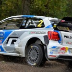 Video, shakedown del Rally de Finlandia