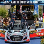 """Rallye de Alemania: doblete de Hyundai… pero """"gana"""" Volkswagen"""