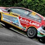 Yeray Lemes tuvo que abandonar en el Rallye de Alemania