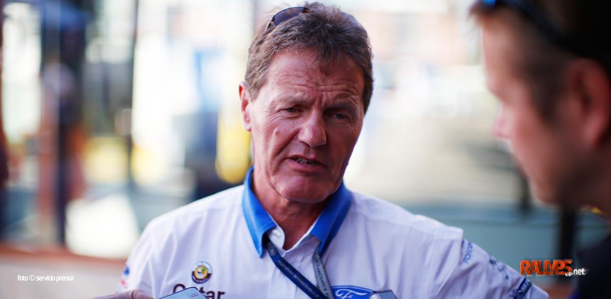 Malcolm Wilson deja sus funciones directivas en M-Sport
