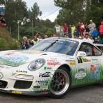 Hace un año en el Rallye de Ferrol…
