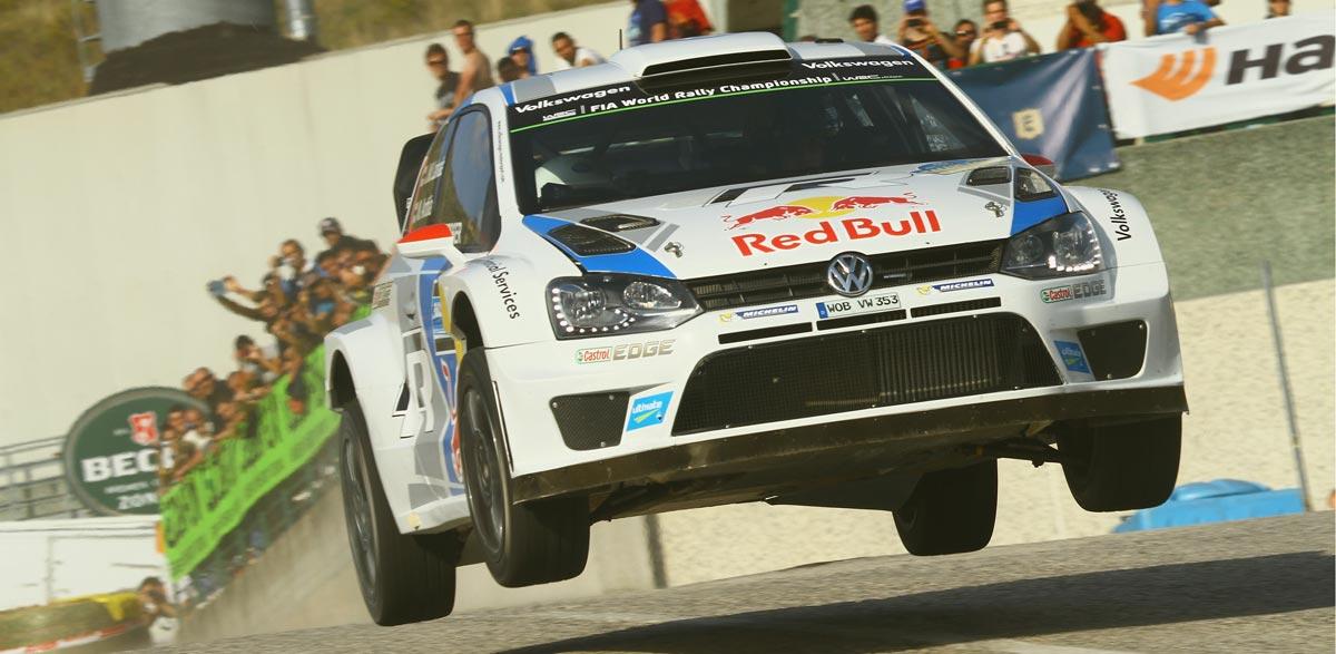 Jari-Matti Latvala, Rallylegend San Marino 2014