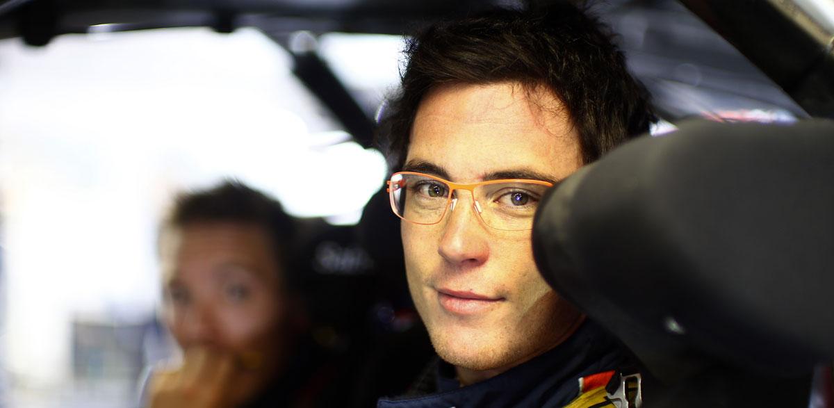 Thierry Neuville, Rallye de Francia 2014