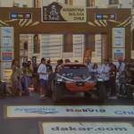 Video, Albert Llovera Dakar 2014