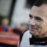 Stephane Sarrazin, en el Tour de Corse con su propio equipo