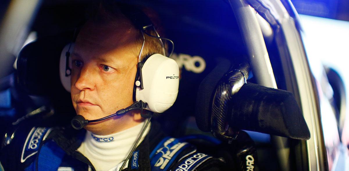 Mikko Hirvonen, Rallye RACC 2014.