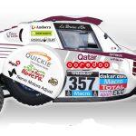 Albert Llovera volverá al Dakar en 2015