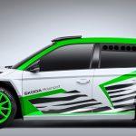 Skoda podría cambiar el ERC por el WRC2 en 2015