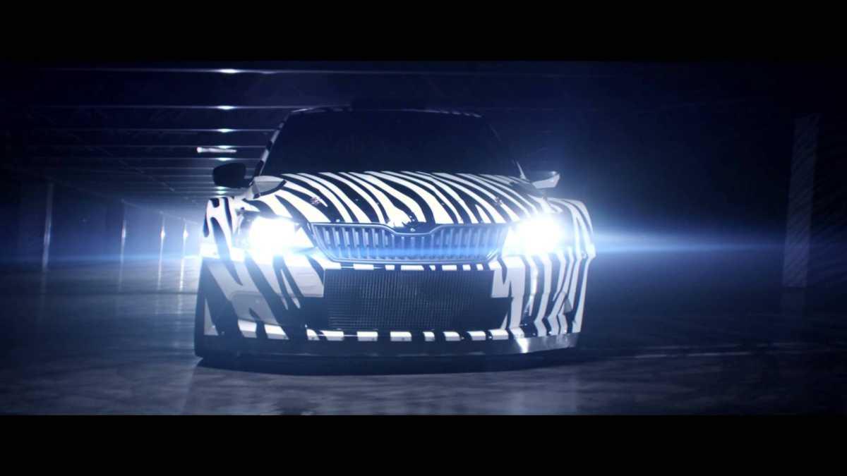 Skoda presentará el Fabia R5 en el Essen Motor Show