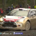 Video, shakedown del Rally de Gales