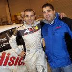 Amador Vidal será menos piloto y más preparador en 2016
