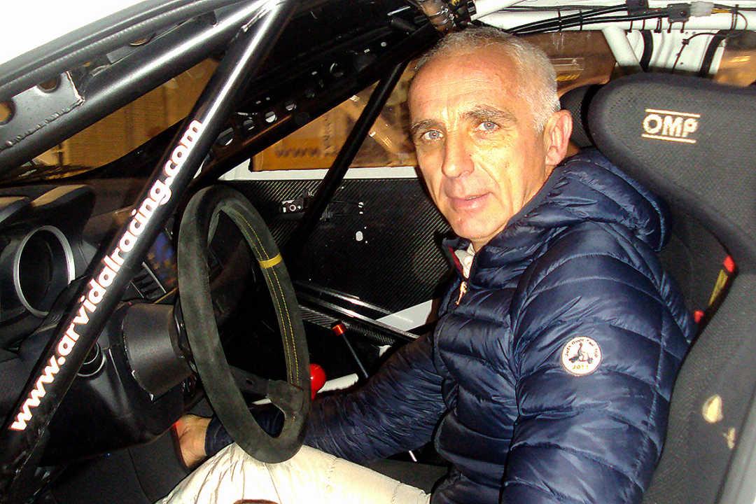 Delecour, al Monte Carlo con un S2000
