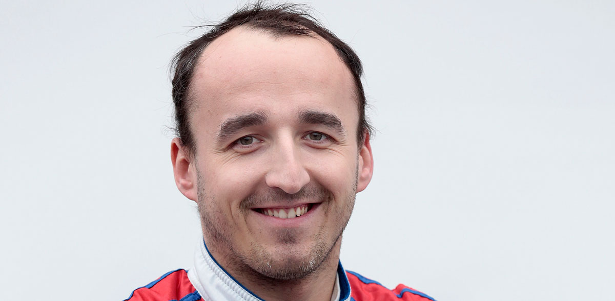 Robert Kubica.