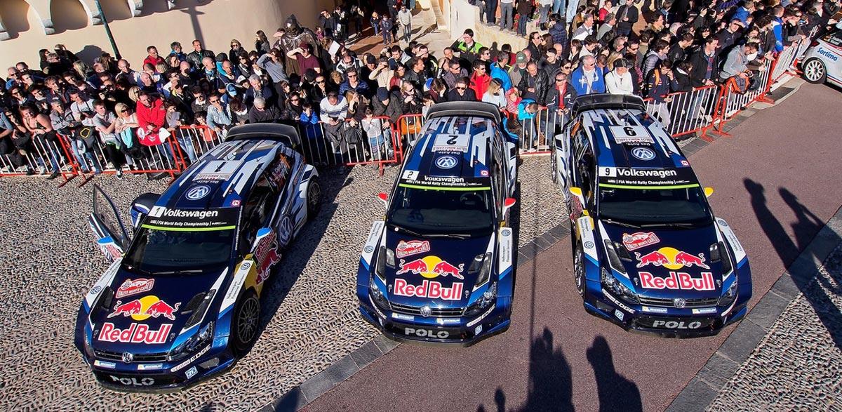 Nuevo VW Polo R WRC.