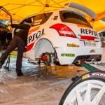 Michelin y el equipo Suzuki-Repsol ya ruedan juntos
