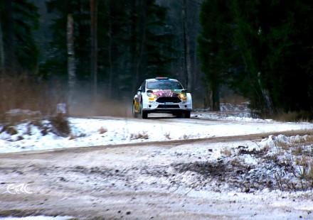 Vídeo, qualifying Rallye Liepäja