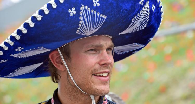 Andreas Mikkelsen, Rallye de México 2015.