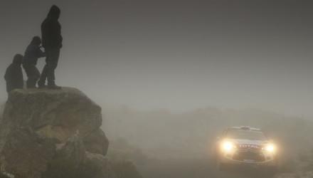 Kris Meeke, Rallye de Argentina 2014.