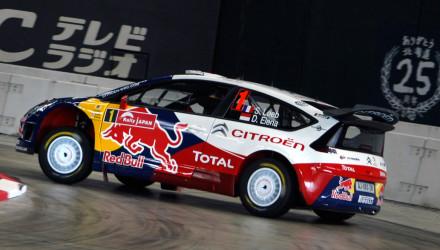 Sebastien Loeb, Rallye Japón 2010.