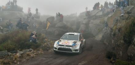 VW, Rallye de Argentina 2014.