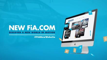 La FIA rediseña su web